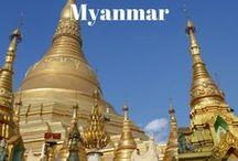 Myanmar - Burma - Birma / Myanmar - eine Pinnwand mit Reisetipps und Sehenswürdigkeiten zu diesem Land. Du suchst nach Ideen für dieses Land? Hier findest Du Antworten.