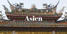 Asien / Auf dieser Pinnwand sammle ich Pins über Asien #asien #reisetipps #reisen