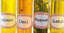 Rezepte - Gewürze und Öle