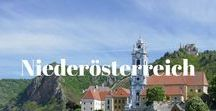 Niederösterreich / Auf diesem Board sammle ich Reisetipps und Ausflugstipps  über Niederösterreich. #niederösterreich #österreich #reisen #reisetipps