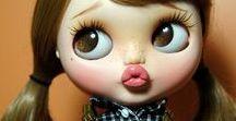 Pullips, Blythe, BJD Dolls
