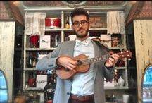 Gabriel´s bow ties / Gabriel Ibazábal, creador de Latin Fashion News, lanzó su primer colección de corbatas de moño -bow tie- / by Latin Fashion News by Gabriel Ibarzábal