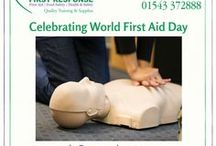First Aid training tips for business owners, childminders, schools, companies, offices, shops.. / All the latest news and information from #First Response First Aid Ltd  www.firstresponsefirstaid.co.uk
