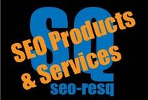 seo-resq / SEO products of seo-resq. SEO and SEA Services. Affordable SEO for ALL!