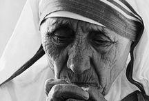Mother Theresa  / #peacekeeper
