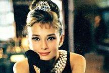 Audrey Hepburn / #AudreyHepburn #inspiration