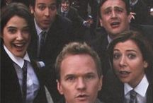 How I met your mother  / Quotes and pictures from one of my favourite tv shows
