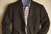 Men's Fashion  / Ideas for a man who is blind to fashion