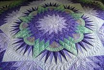 CROCHET and QUILTS / Wool Afghans and Items; Quilts to make