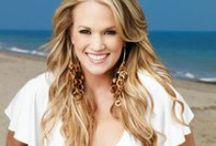 all things Carrie Underwood / If Carrie Underwood ever sees this and comments I will go crazy / by annie fitzgerald
