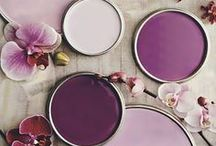 Radiant Orchid 2014 Wedding Color / The polls are in and this is it! This is the 2014 wedding color. Fins some inspiration for your radiant orchid wedding here!