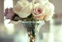 Beautiful centerpieces / Some beautiful ideas for a wedding centrepiece! www.aucklandweddinghire.co.nz