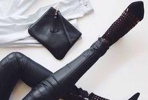☆ Shoe & Bag ☆ / Sko og vesker