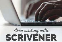 Scrivener / How to use scrivener software