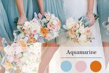 Aquamarine 2015 Top Wedding Color