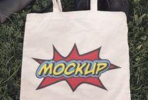 Apparel Mockups / Fresh Apparel Mockups by MinMockups
