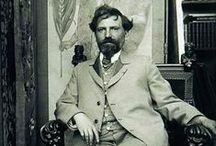 ミュシャ (Alfons Maria Mucha)