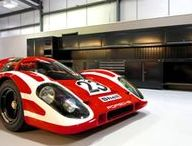 Porsche / We have been providing workshops for the ever-iconic Porsche for a number of years. On this board you'll find our projects and more...