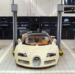 Luxury cars / Dura work with many luxury brands to develop innovative and versatile workshops.