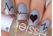 Nail art / Beautiful and creative nail art.