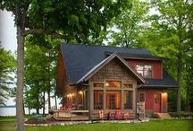 Cottage Living / At The Lake
