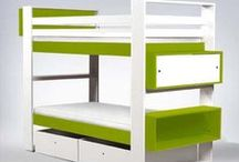 Bunk Beds / Showing off the wide variety of bunk beds available today.