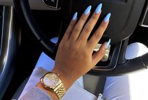 claws / there is nothing a fresh manicure can't fix