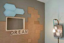 עיצוב חדר פרוייקט למגזין נישה