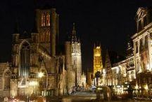 Eurotour / Estaré viviendo en Europa el 2016, y estas son las ciudades que intentaré visitar y las cosas que me gustaría hacer <3 - Southampton, London, Manchester, Liverpool, Edingburgh, Glasgow, Brussels, Bruges.