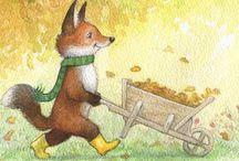 Illustration Art - Children's Literature
