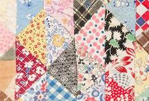 VINTAGE QUILTING / by Emma Lamb