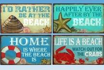 Seas & Shores / All things Beachy / by Vickie Brand