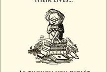 Books + Bookworms