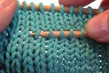 Crochet + Knitting