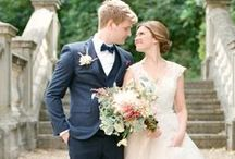 Garden Wedding / Floral and garden inspiration for bridal showers, weddings, and more!