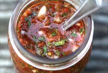 Dips, Salsas, Sauces, Gravy
