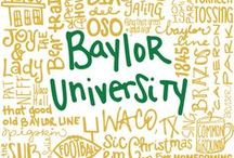 Sic 'Em Bears / by Baylor Libraries