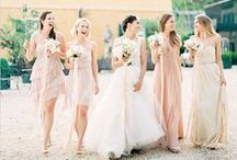 Everything Bridesmaids / From bridesmaid dresses to bridesmaid gifts, find inspiration to get your gals excited for your special day.