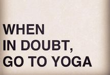 Yoga obsessed / by Tracey B