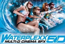 Waterplexx 5D / Turn on the splash! The brand new attraction for water parks.