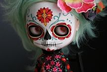 Sugar Skulls and Day of Dead