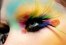 Make-up! / Estilos diversos de maquiagem, para criar o look ideal para todas as ocasiões! / by Renata Naxara