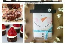 Holiday Treats & Fun / by Chrystal Cook