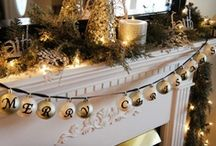 Holiday decorations / by Essley Moody