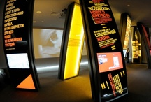 "Russian Jewish Museum / Kraftwerk Living Technologies was responsible for the detailed planning and implementation of the entire audiovisual technology including a number of interactive exhibits at the ""Museum of Jewish History and Tolerance Center"" in Moscow, Russia"