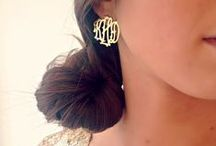 Monogram Obsession / by Taylor Whitaker