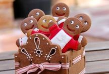 Gingerbread Men and others