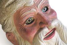 Belsnickel Santa