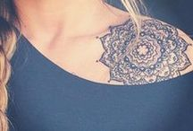 Tattoo's / by Valerie Peltier
