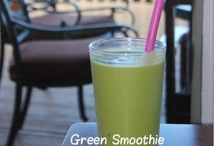 Smoothies, Juices, Waters / by Amy Lawson